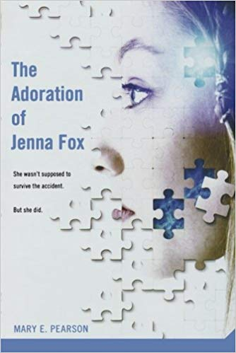 The Adoration of Jenna Fox by Mary E Pearson image