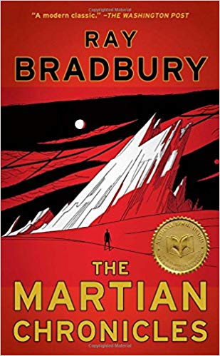 The Martian Chronicles by Ray Bradbury image