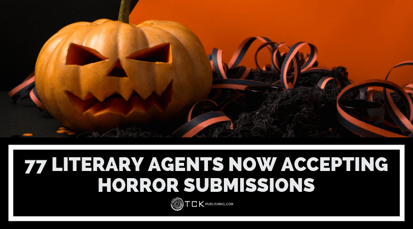 77 Literary Agents Now Accepting Horror Submissions image