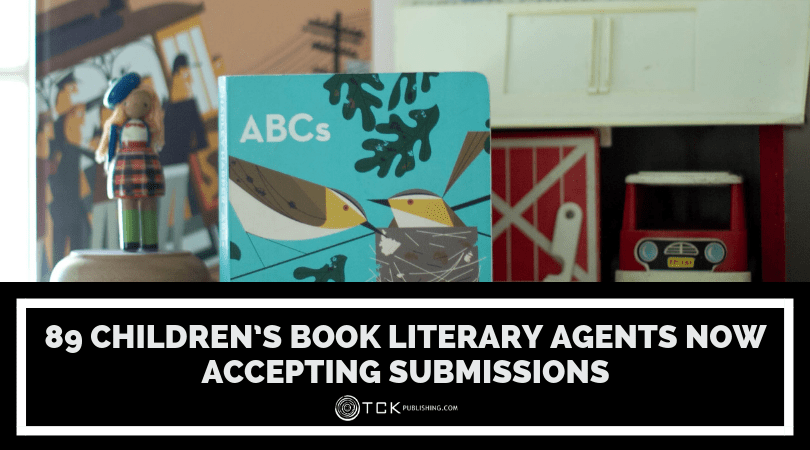 89 Children's Book Literary Agents Now Accepting Submissions image
