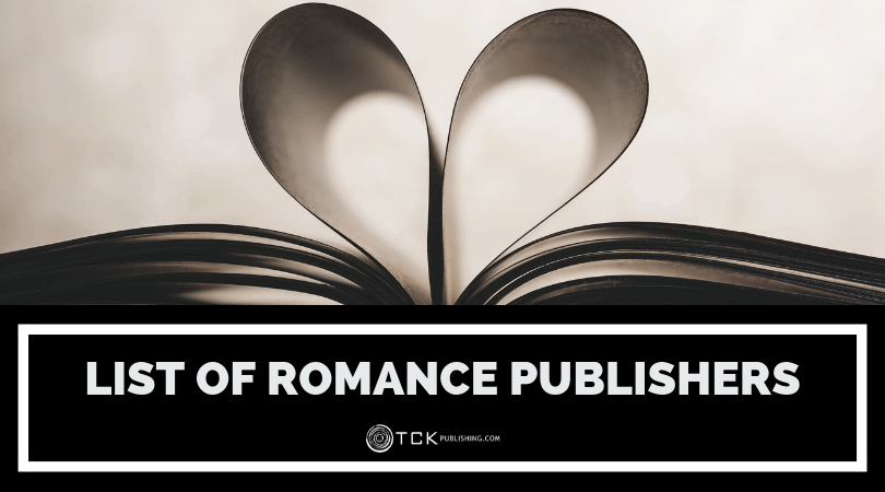 List of Romance Publishers image