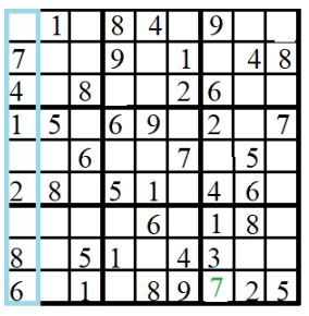 level 3 sudoko puzzle 8 image