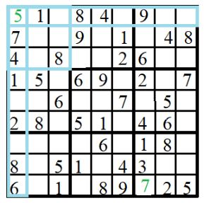 level 3 sudoko puzzle 11 image