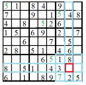 level 3 sudoko puzzle 14 image