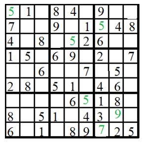 level 3 sudoko puzzle 16 image