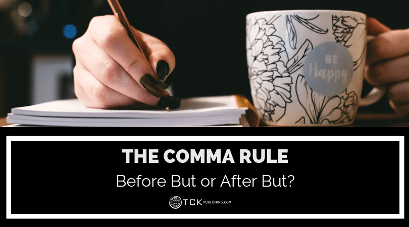 The Comma Rule Image