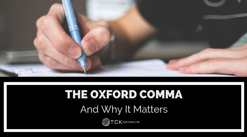 The Oxford Comma Image