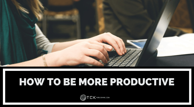 how to be more productive header image