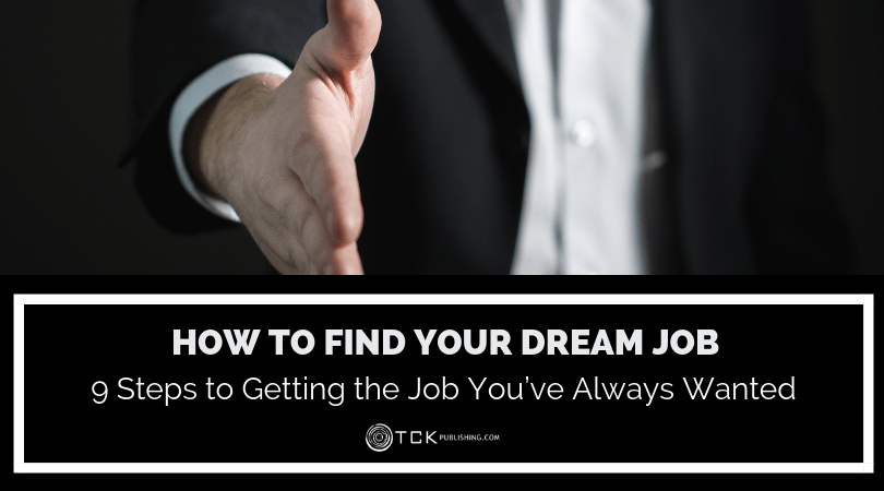 How to Find Your Dream Job_ 9 Steps to Getting the Job You've Always Wanted image