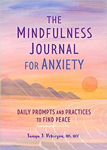 The Mindfulness Journal for Anxiety image