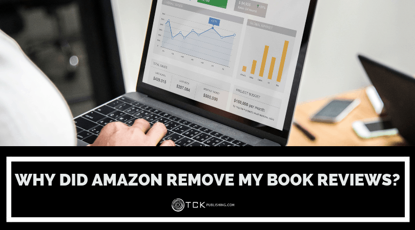 Why Did Amazon Remove My Book Reviews?
