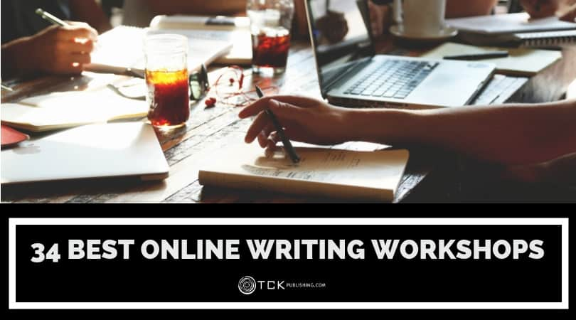 34 Best Online Writing Workshops