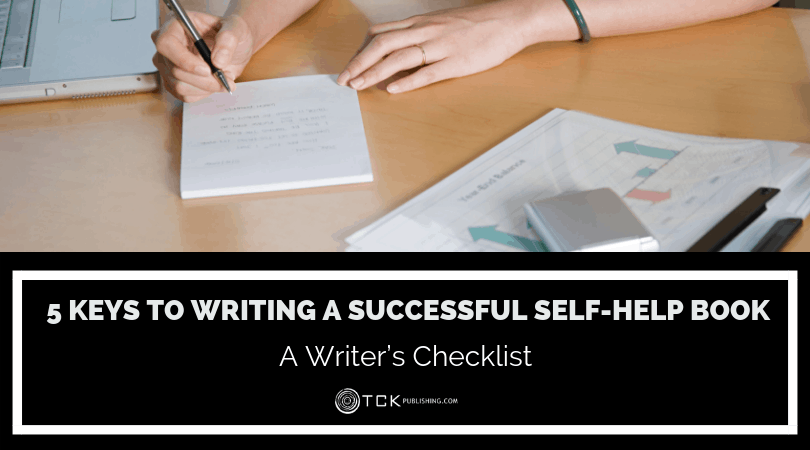 5 Keys to Writing a Successful Self-Help Book image