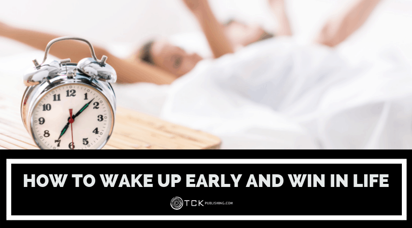 How to Wake Up Early and Win In Life image
