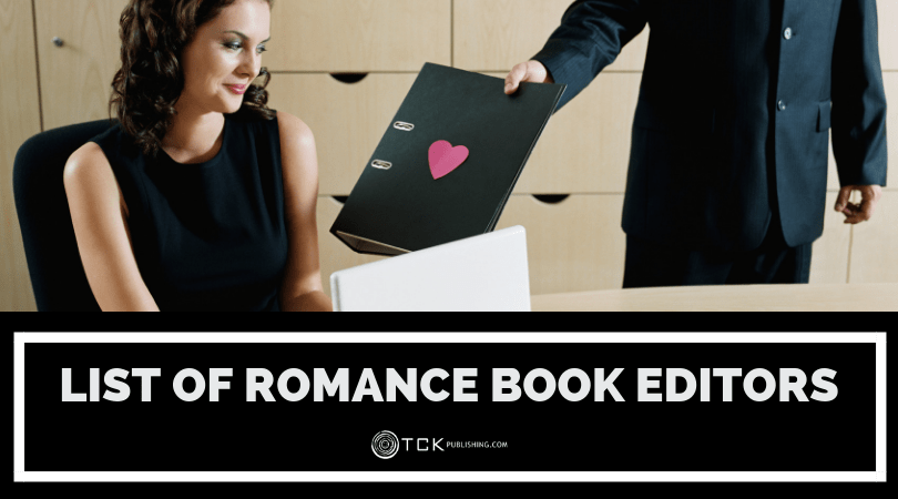 List of Romance Book Editors