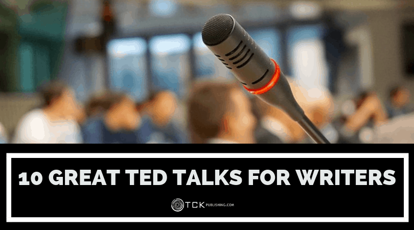 Great TED Talks for writers image