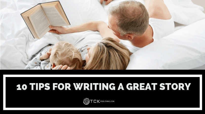Tips for Writing a Great Story image