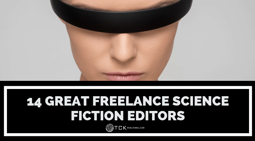 14 Great Freelance Science Fiction Editors