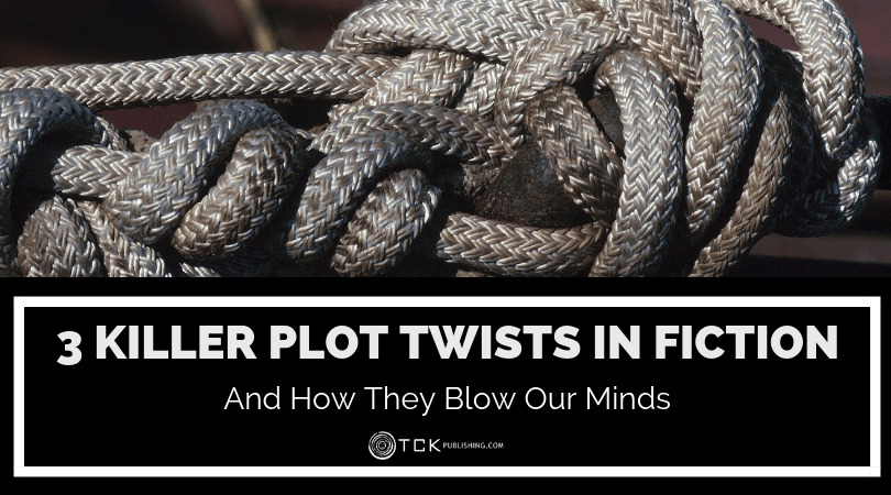 3 Killer Plot Twists in Fiction: And How They Blow Our Minds