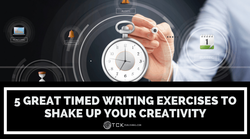 5 Great Timed Writing Exercises to Shake Up Your Creativity