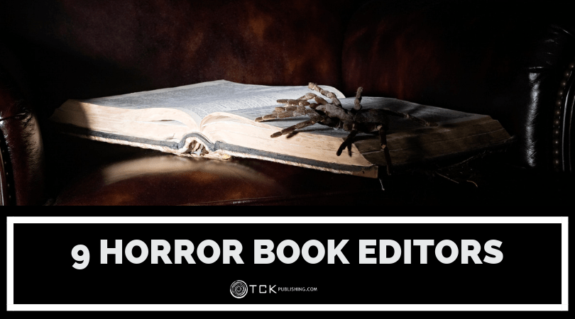 9 Horror Book Editors