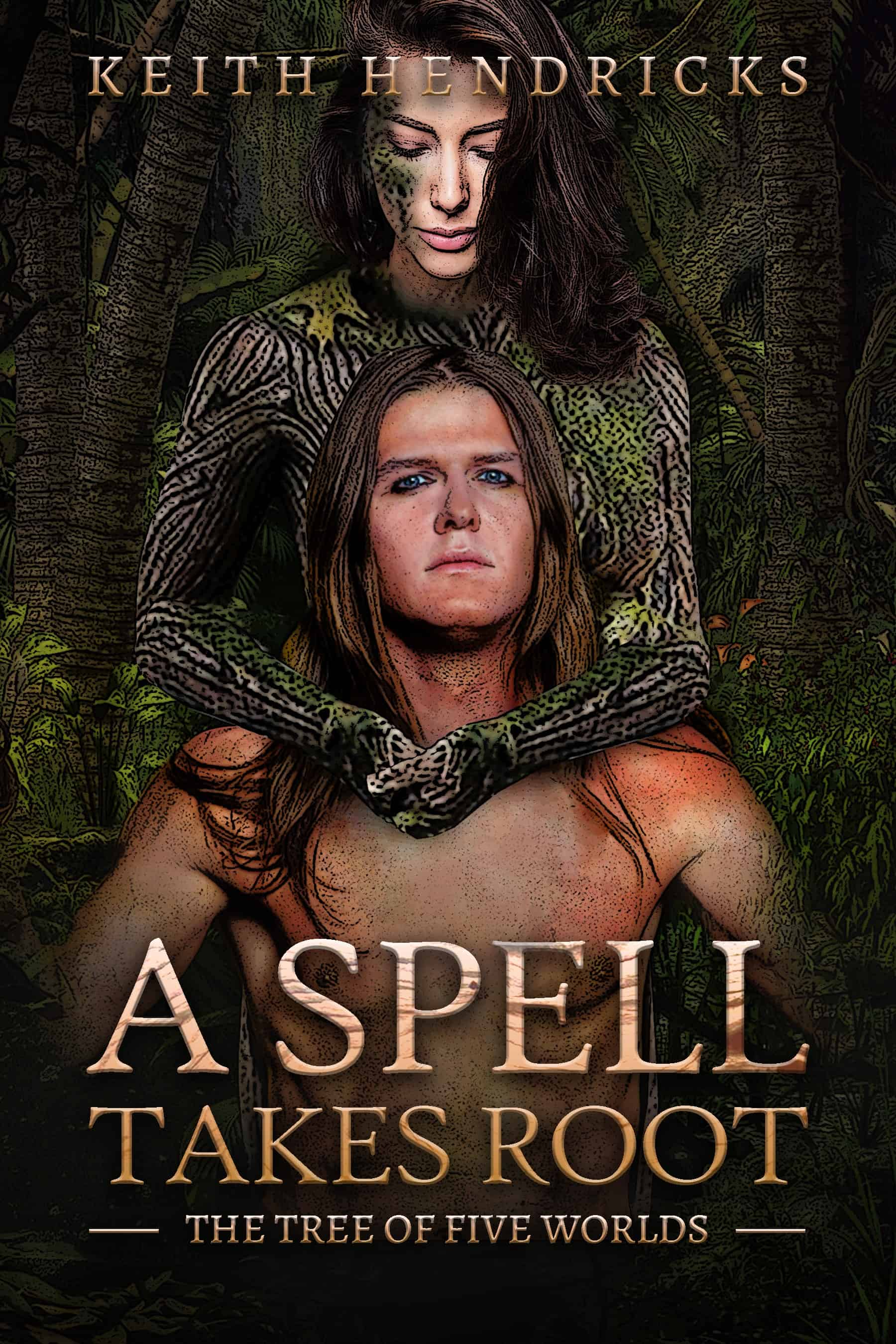 A Spell Takes Root cover