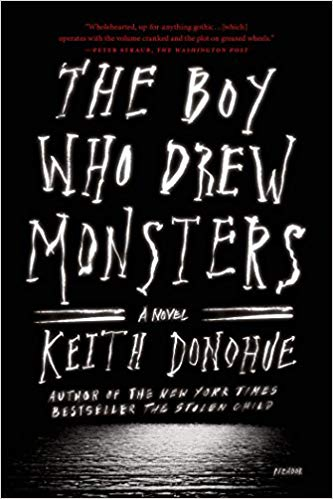 The Boy Who Drew Monsters image