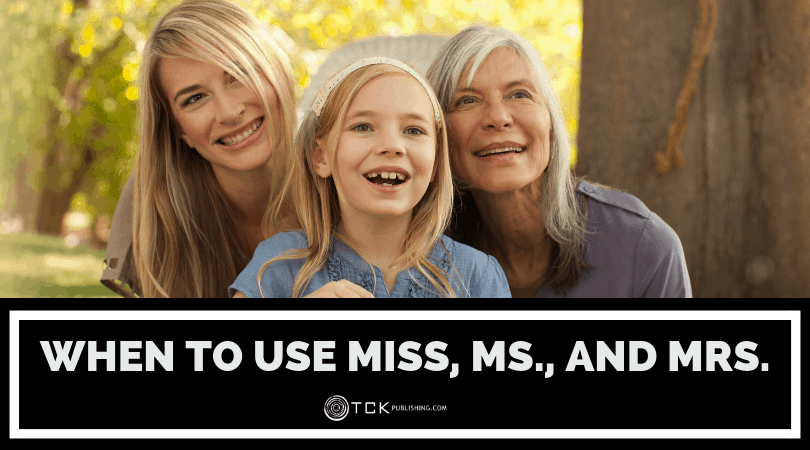 When to Use Miss, Ms., and Mrs. image