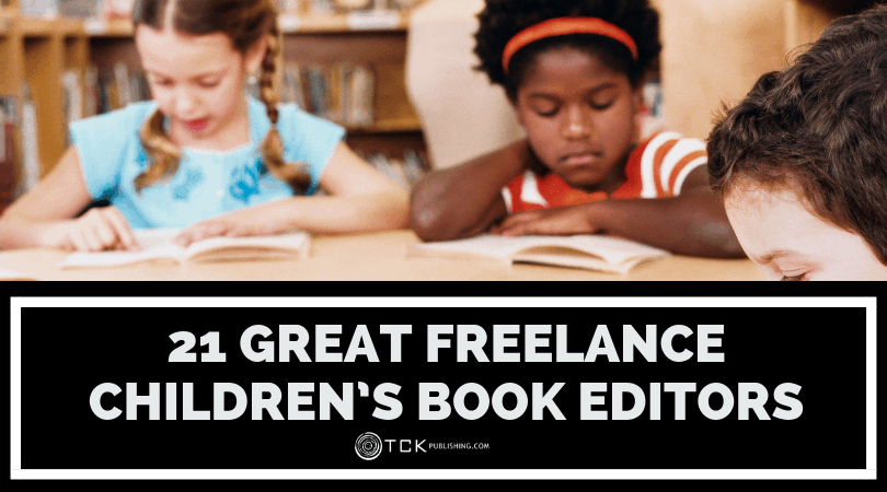 21 Great Freelance Children's Book Editors image