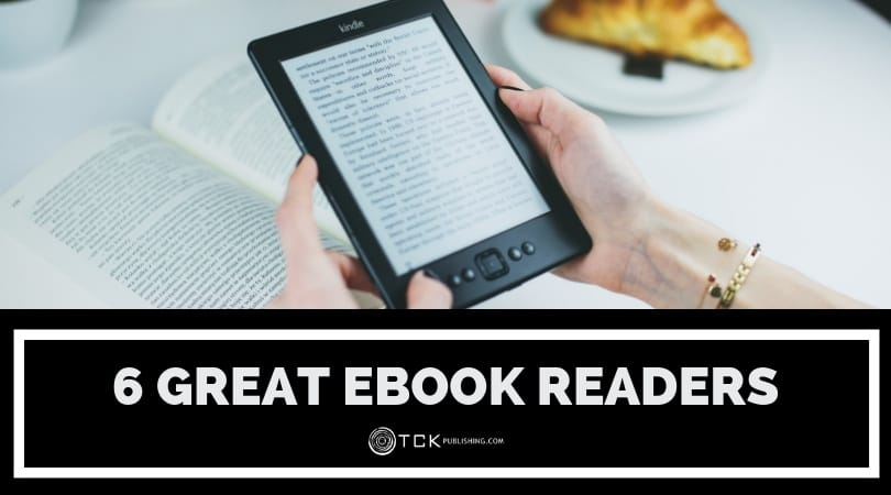 6 great ebook readers image