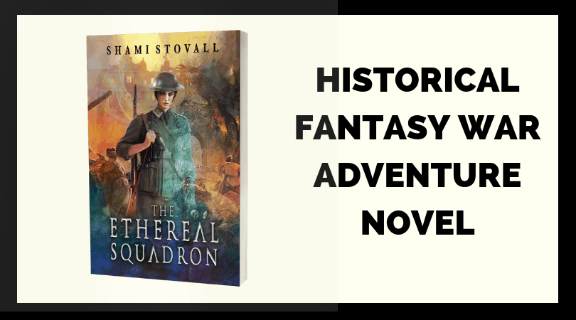Historical Fantasy War Adventure Novel image