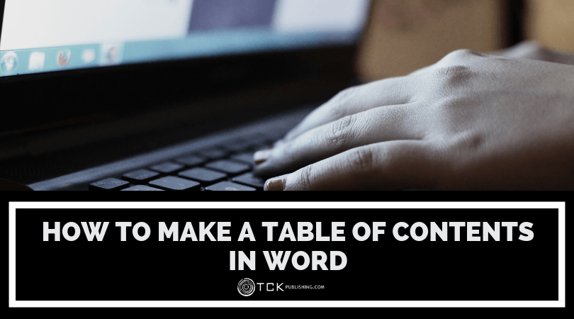 How to Make a Table of Contents in Word image