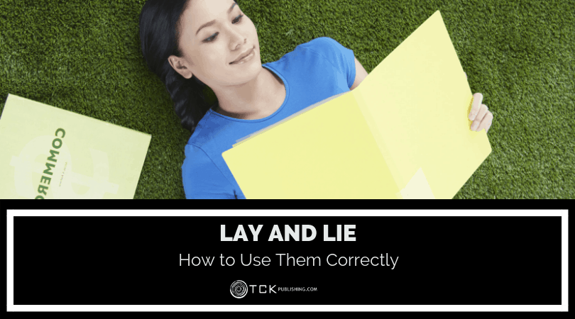 Lay and Lie image