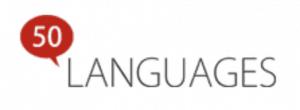 50Languages logo
