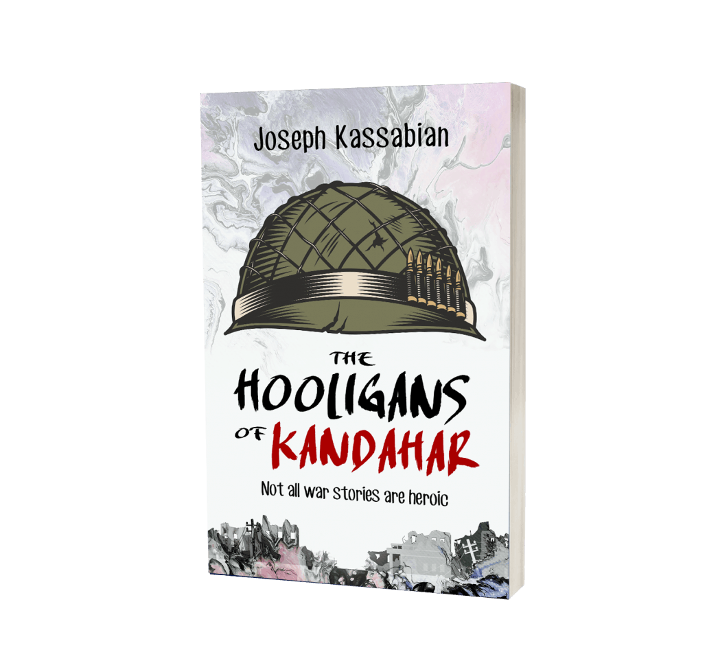 Hooligans of Kandahar cover