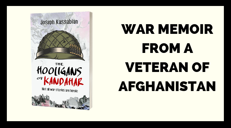 War Memoir from a Veteran of Afghanistan image