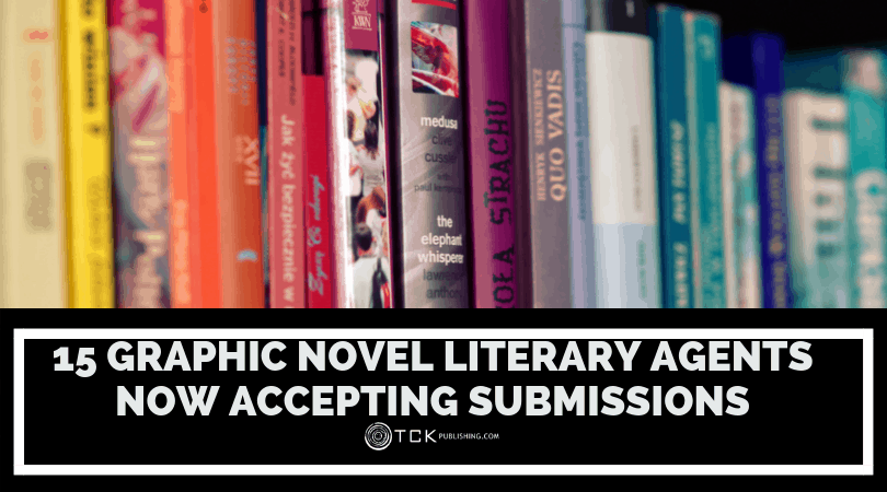 15 Graphic Novel Literary Agents Now Accepting Submissions