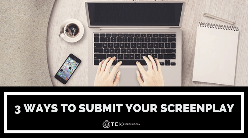 3 Ways to Submit Your Screenplay header