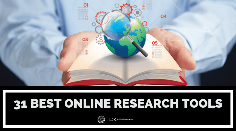 31 Best Online Research Tools