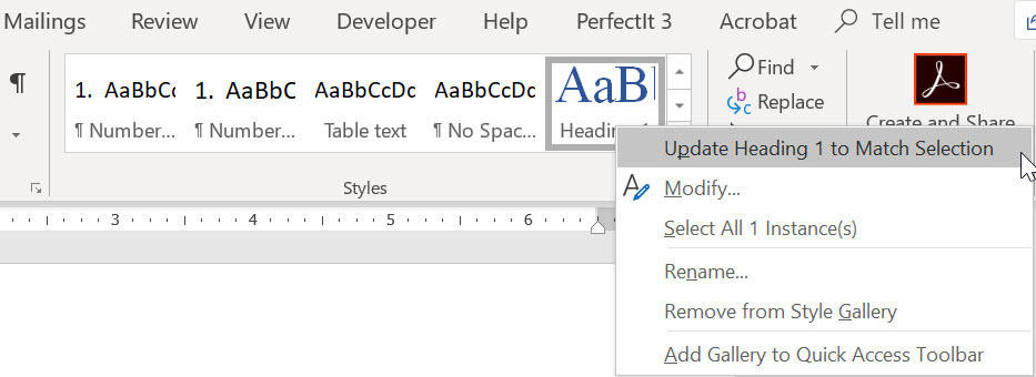 Microsoft Word Styles Tutorial: Learn to Streamline Your