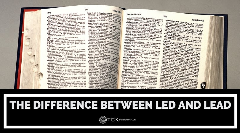 The Difference Between Led and Lead image