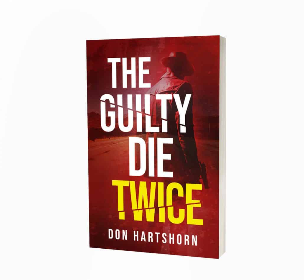 The Guilty Die Twice cover