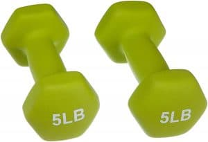 free weights image