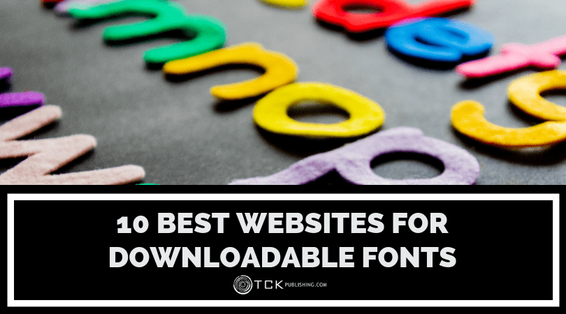 10 Best Websites for Downloadable Fonts
