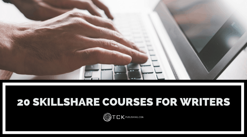 20 Skillshare Courses for Writers