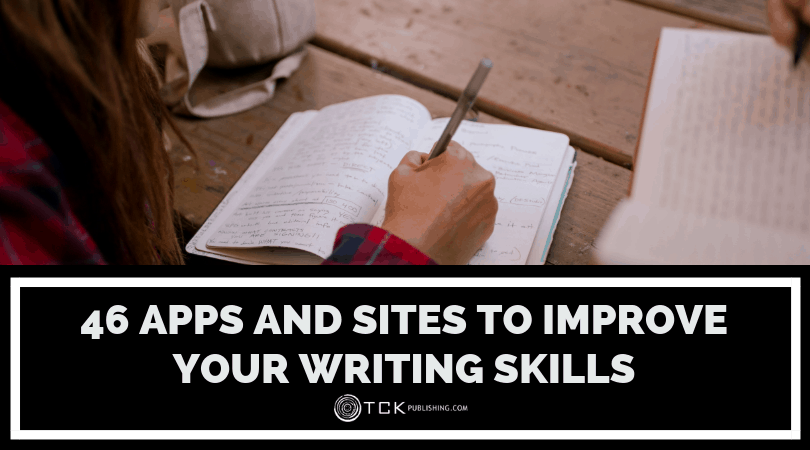 46 Apps and Sites to Improve Your Writing Skills