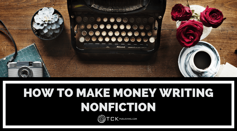 HOW TO MAKE MONEY WRITING NONFICTION image