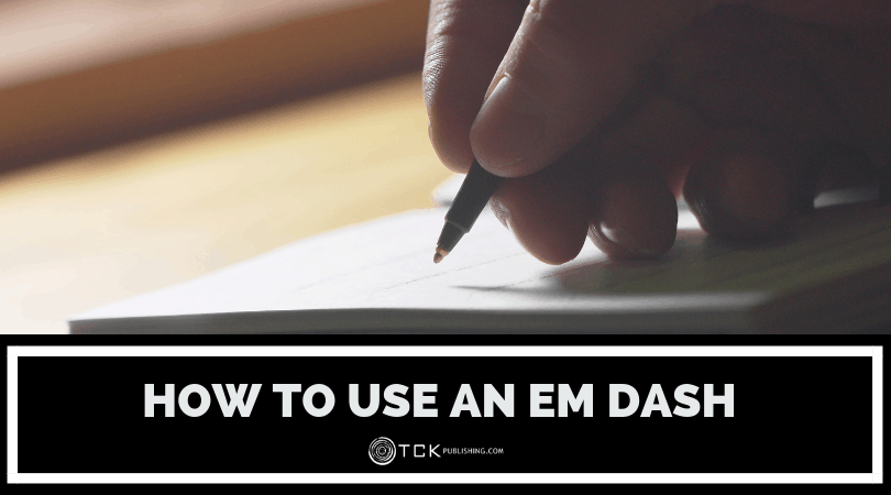 The Em Dash: When and How to Use It