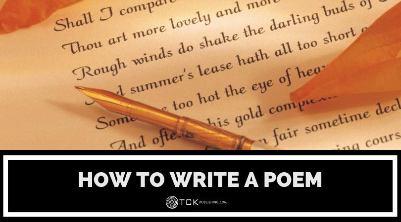 How to Write a Poem: 9 Tips to Get You Started Image