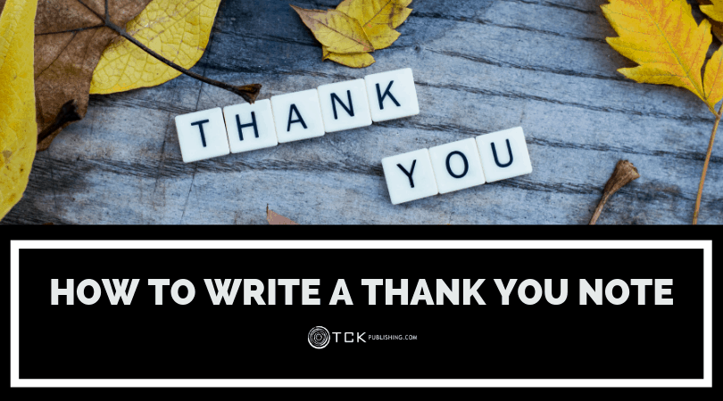 How to Write a Thank You Note: Templates, Tips, and Samples